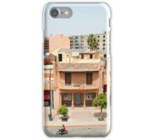 Morocco Street Scene iPhone Case/Skin