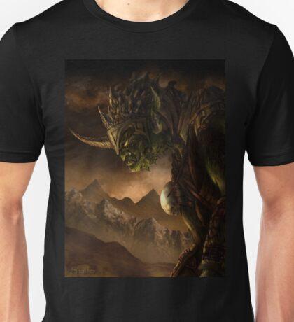 Bolg the Goblin King Unisex T-Shirt