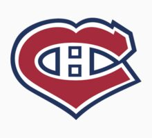 Habs in my Heart by psychoandy