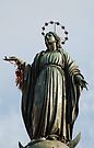 Statue of the Virgin Mary by Renee Hubbard Fine Art Photography