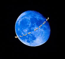 Blue Moon by TheNug