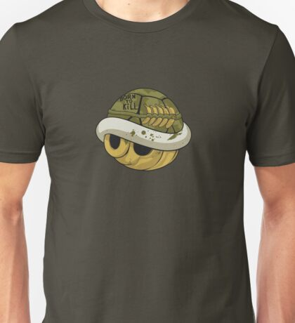 born to kill 7 color Unisex T-Shirt