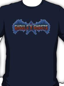 Ghouls' N Ghosts (Genesis) Title Screen T-Shirt