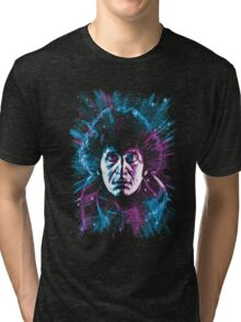 Doctor Four Tri-blend T-Shirt