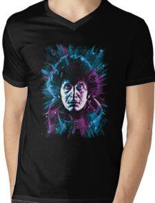 Doctor Four Mens V-Neck T-Shirt