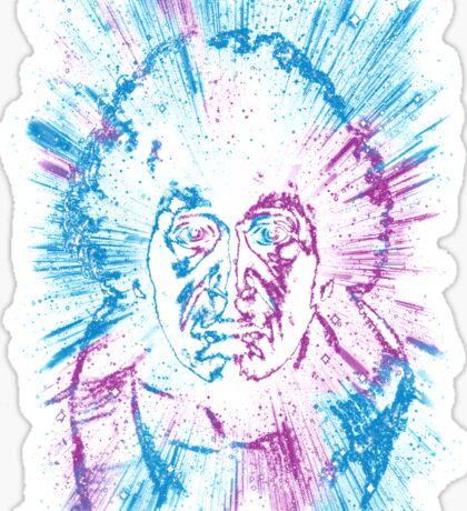 Doctor Four Sticker