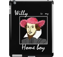 William Shakespeare, Homie iPad Case/Skin