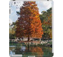 Autumn in Auburn. iPad Case/Skin