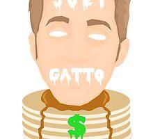 joey gatto = pancakes & $$ by cheyee