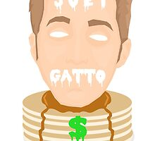 joey gatto = pancakes & $$ by cheyee