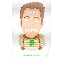 joey gatto = pancakes & $$ Poster