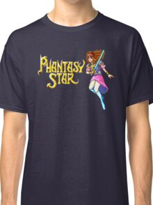 Phantasy Star (Genesis) Title Screen Classic T-Shirt