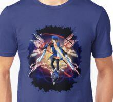Noel=Vermillion Unisex T-Shirt