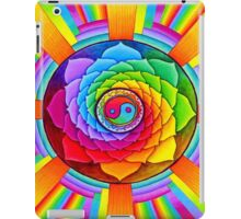 Healing Lotus iPad Case/Skin