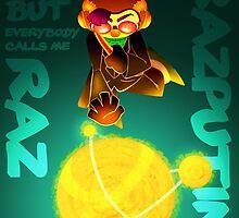 Razzle Dazzle by SigmaEngima