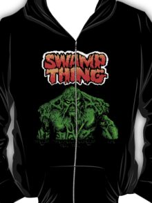Swamp Thing (Nes) Title Screen T-Shirt