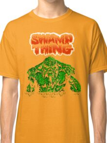 Swamp Thing (Nes) Title Screen Classic T-Shirt