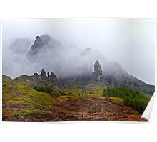Old Man of Storr ~ Isle of Skye Poster