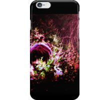 In the Grass (pink) iPhone Case/Skin