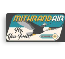 MithrandAIR Canvas Print