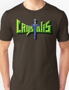 Crystalis (Nes) Title Screen T-Shirt