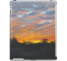 An Outback Sunset iPad Case/Skin