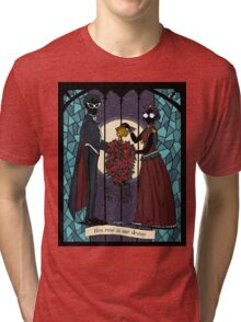 This Rose is Our Destiny Tri-blend T-Shirt