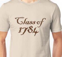 Class of 1784 Unisex T-Shirt