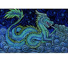 Chinese Dragon Photographic Print