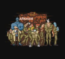 Arkham is the new black by shumaza1