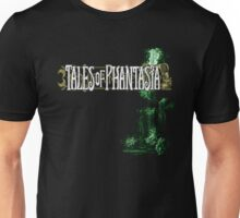 Tales of Phantasia (SNES) Title Screen Unisex T-Shirt