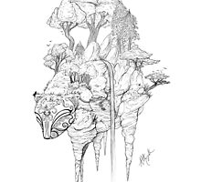 Bear Island by terramar