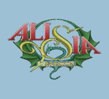 Alisia Dragoon (Genesis) Title Screen One Piece - Short Sleeve
