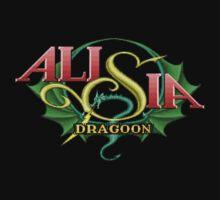 Alisia Dragoon (Genesis) Title Screen Kids Clothes