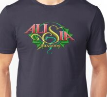 Alisia Dragoon (Genesis) Title Screen Unisex T-Shirt