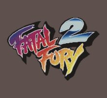 Fatal Fury 2 (Arcade) title Screen Kids Clothes