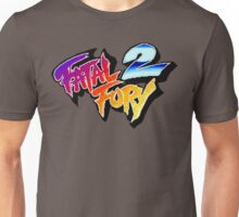 Fatal Fury 2 (Arcade) title Screen Unisex T-Shirt