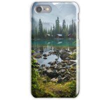 Lake O'Hara Lodge iPhone Case/Skin