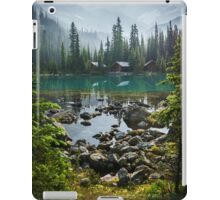 Lake O'Hara Lodge iPad Case/Skin