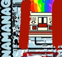 anamanaguchi Sticker
