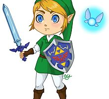 Chibi Link by Samantha Young