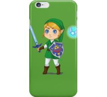 Chibi Link iPhone Case/Skin