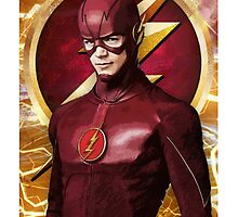 The Flash by baudelaire4tune