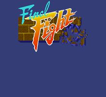 Final Fight (SNES) Title Screen Unisex T-Shirt