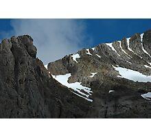 Rocky mountins, Banf National park Photographic Print