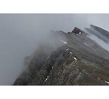 Rockey Mountins, Banff National Park Photographic Print