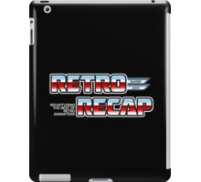 Retro Recap More than Meets the Eye iPad Case/Skin