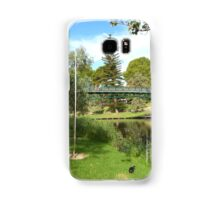 University Footbridge! Parklands, Adelaide C.B.D. Samsung Galaxy Case/Skin