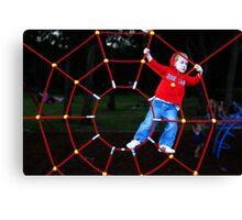 Spiderman! Canvas Print