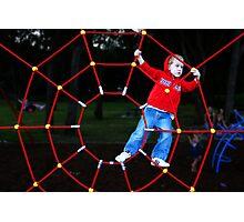 Spiderman! Photographic Print